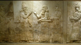 Wegen IS: Kulturgut der Menschheit – für immer verloren?