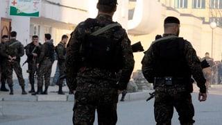 Tschetschenische Kämpfer weltweit im Einsatz