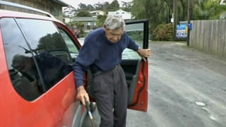 Autofahrer aus Leidenschaft – seit 88 Jahren