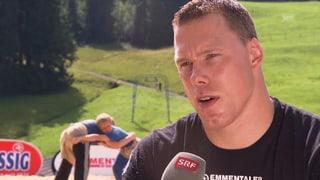 Matthias Sempach: Kraft tanken fürs Schwingfest
