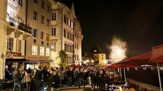 Patrouillen und Plakate für mehr Ruhe im Solothurner Nachtleben