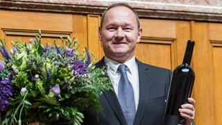 SVP-Politiker Jürg Stahl ist höchster Schweizer