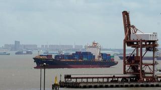 Neue US-Zölle gegen China in Kraft gesetzt