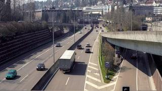 St. Galler Stadtautobahn ist auf Kurs