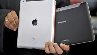 Apple vs. Samsung: Gericht kommt Koreanern entgegen