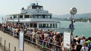 Lesen Sie hier, was die Zürcher Kantonsräte- und rätinnen über den Schiffsfünfliber denken
