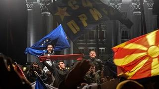 Politische Hängepartie in Skopje