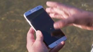 Leck im wasserdichten Handy: Händler drücken sich um Garantie