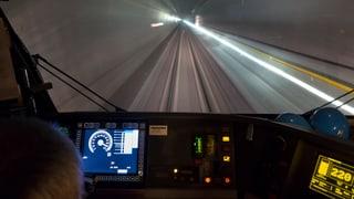 Gotthard-Basistunnel soll einer der sichersten der Welt werden