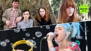 Best of 2016: Die besten Indie Pop-Songs und -Alben des Jahres
