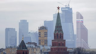 Russland hinkt bei Industrialisierung hinterher