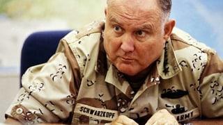 Golfkriegs-General Norman Schwarzkopf gestorben