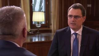 SNB-Präsident: Negativzinsen bleiben 2016 bestehen