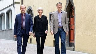 Chur beharrt auf drei Stadträten