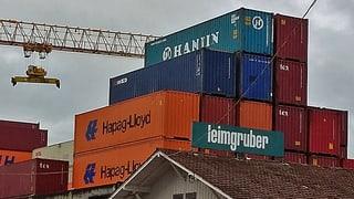Wie der Container den Welthandel revolutionierte