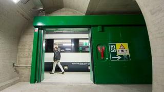 Tests da stress: il tunnel dal Gottard è pront