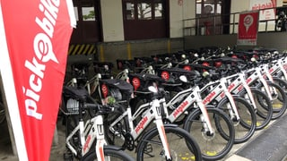 BLT lanciert e-Bike Verleih in Basel und Agglomeration