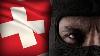 Vier Männer aus der Schweiz in den Personalunterlagen des IS