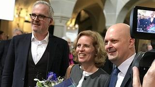 Die Grünliberalen haben ihren ersten Zürcher Stadtrat