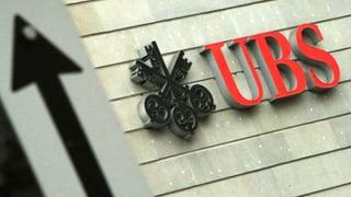 UBS mit starkem ersten Quartal