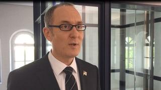 Rathgeb: «Il Grischun sa prepara per novs fugitivs»