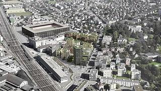 Zufahrtsstrassen zu Stadionquartier Aarau kommen im Mai vors Volk