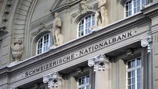 Banca naziunala profitescha dal pretsch d'aur