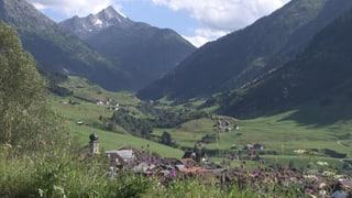 Video «Nationalpark? Nein danke – Der Parc Adula im Bündner Oberland» abspielen