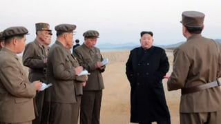 Nordkorea testet neue «Hightech»-Waffe