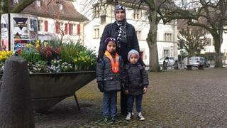 Ein Tag im Leben einer Asylbewerberfamilie