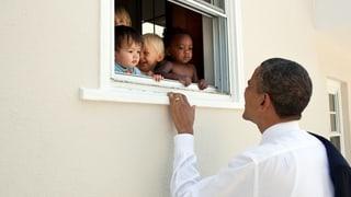 Barack Obama hat eine klare Antwort auf den Rechtsextremismus in Charlottesville – und schreibt damit Twitter-Geschichte.