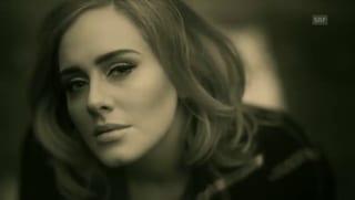 Adele kommt nach Zürich und sagt «Hello»