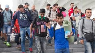 EU stellt sich der Flüchtlingskrise
