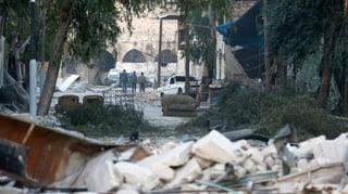 Keine Autonomie für Ost-Aleppo