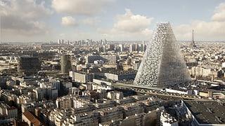 Schweizer Stararchitekten stossen in Paris auf Widerstand