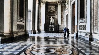 Rom hält an seinen Reliquien fest