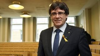 Puigdemont: «I dat nagina via enavos»