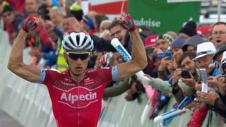 Totaler Triumph für Simon Spilak in Sölden