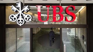 UBS erzielt Gewinn von mehr als einer Milliarde Franken