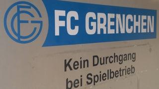 FC Grenchen: Trainer muss gehen, Spieler wollen gehen