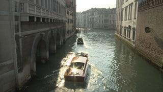 Video «Der Promenadologe – auf Lucius Burckhardts Spuren in Venedig» abspielen