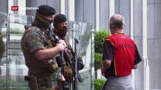 Drei Männer nach Anti-Terror-Einsatz in Belgien in Haft gesetzt