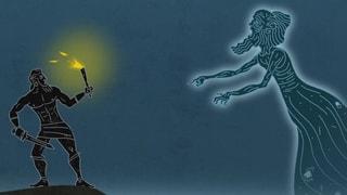 Odysseus für Eilige: Die Unterwelt