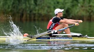 Rudern: Badener Daniel Wiederkehr ist erneut Schweizermeister