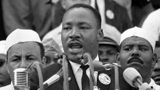 Stil, Pathos und ein Trick: Warum «I Have a Dream» uns so bewegt