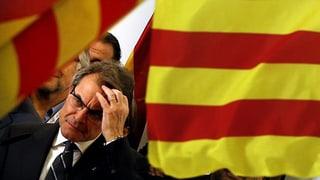 Katalonien bittet EU um Unterstützung
