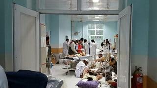Afghanistan: 16 morts tar attatga sin ospital