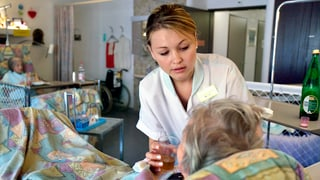Pflege-Lehren boomen in den Kantonen Aargau und Solothurn