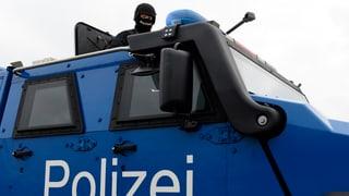WEF: Hochsicherheit rund um den Flughafen Zürich