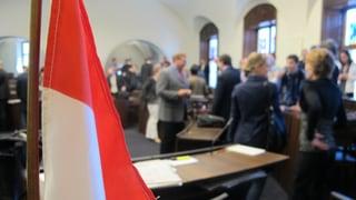Solothurner Initiative zur Parteienfinanzierung gescheitert